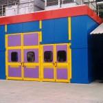 Esterno cabina