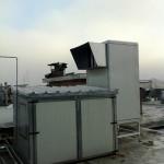 Silenziatore ventilazione