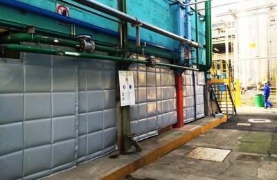 Piano di risanamento azienda chimica