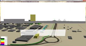 Vista del modello 3D - Fase 2