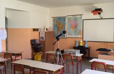 Verifica livelli di rumore interni ed esterni edificio scolastico